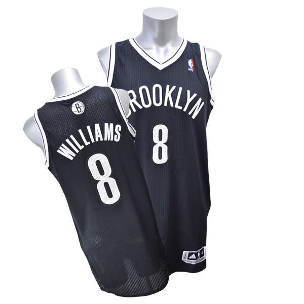 NBA ネッツ デロン・ウィリアムス ユニフォーム ロード Adidas【セール】