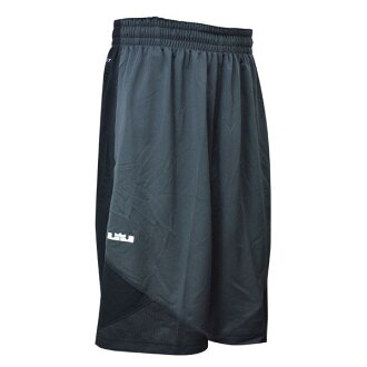 NIKE LEBRON CHAINMAIL panties (dark gray / black)