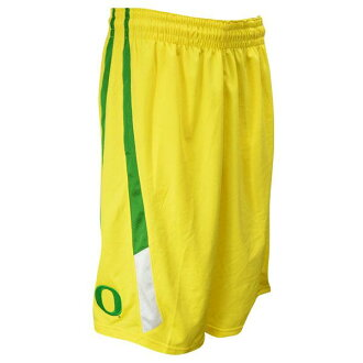 NCAA Oregon Daks Middle Man Hoop Performance panties (yellow) Nike