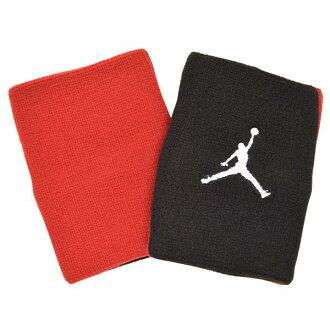 耐克 Jordan /NIKE 約旦腕帶黑色 / 紅色飛人