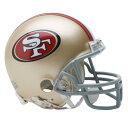 NFL 49ers ミニヘルメット リデル/Riddell Mini Replica Helmet VSR4