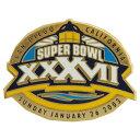 NFL スーパーボウル XXXVII 記念 SAN DIEGO ピンバッジ レアアイテム