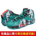 ナイキ / Nike レブロン 12 クリスマス LEBRON XII XMAS グリーン