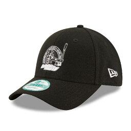 MLB マーリンズ イチロー 3000本安打記念 9FORTY アジャスタブル キャップ ニューエラ/New Era ブラック