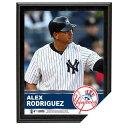 お取り寄せ MLB ヤンキース アレックス・ロドリゲス オーセンティック サブリミテッド フォトフレーム