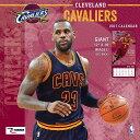 NBA キャバリアーズ 2017 ウォール カレンダー ターナー/Turner