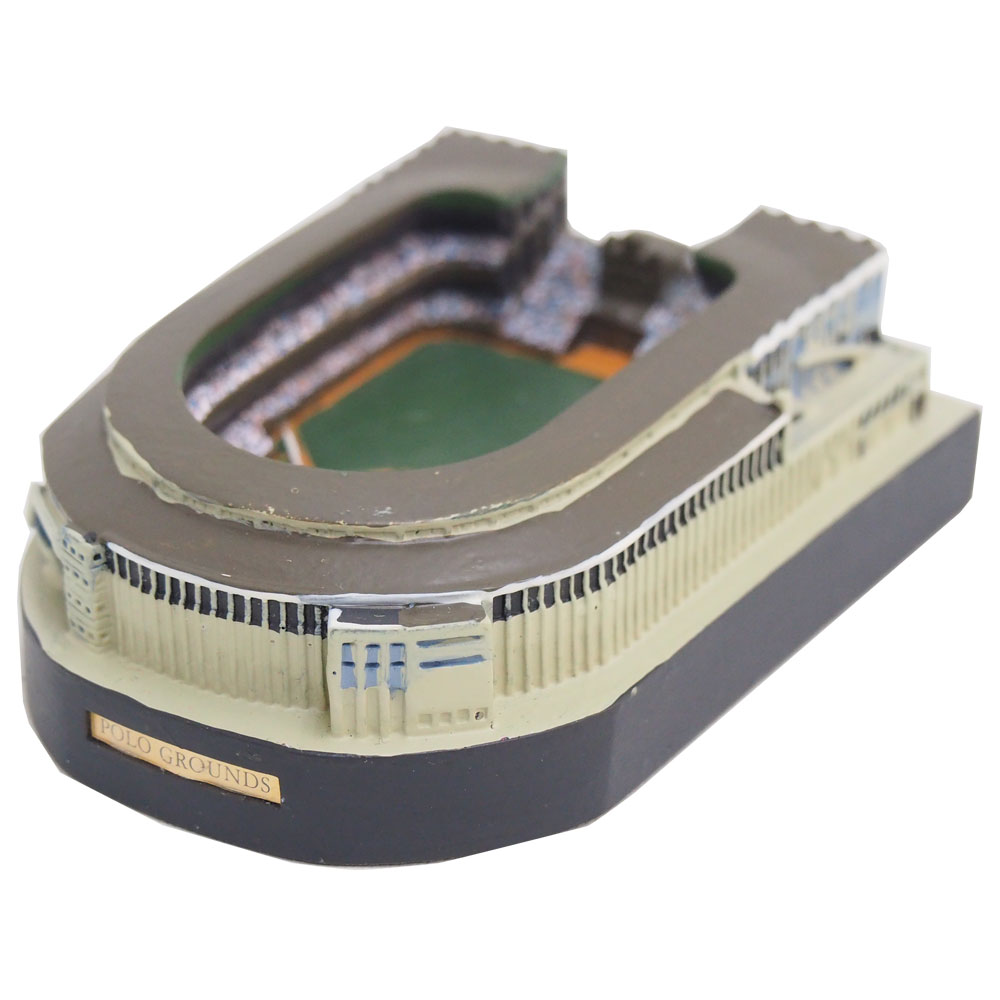 MLB ジャイアンツ ポロ・グラウンズ ベースボールスタジアム ペーパーウェイト フィギュア SGA