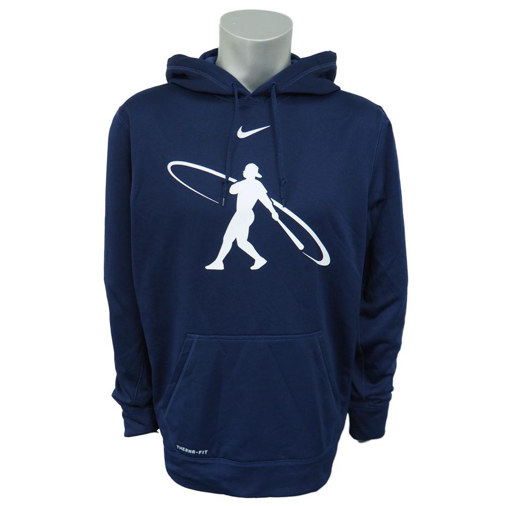 MLB ケン・グリフィーJR. スウィングマン Therma-Fit フリースフーディー ナイキ/Nike ネイビー