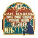 NFL ドルフィンズ ダン・マリーノ 記念ピンバッジ Peter David