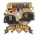 MLB レッドソックス 2007 ワールドシリーズ ピンバッジ Aminco レアアイテム