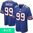 お取り寄せ NFL ビルズ マーセル・ダレウス キッズ ゲーム ユニフォーム ナイキ/Nike ロイヤルブルー