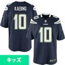 お取り寄せ NFL チャージャース ネイト・カエディング ユース ゲーム ユニフォーム ナイキ/Nike ネイビーブルー