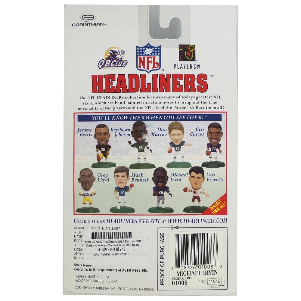 NFL カウボーイズ マイケル・アーヴィン ヘ...の紹介画像2
