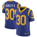 お取り寄せ NFL ラムズ トッド・ガーリー ヴェイパー アンタッチャブル リミテッド ユニフォーム ナイキ/Nike ロイヤル