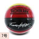 スピナーズ フランチャイズ バスケットボール TACHIKARA(タチカラ) レッド/ブラック/