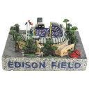 MLB エンゼルス エディソン・フィールド ミニチュア フィギュア レアアイテム
