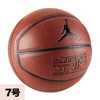 ナイキ ジョーダン/NIKE JORDAN ハイパー グリップ バスケットボール ダークアンバー/ブラック JD4001-858【7号球】の画像