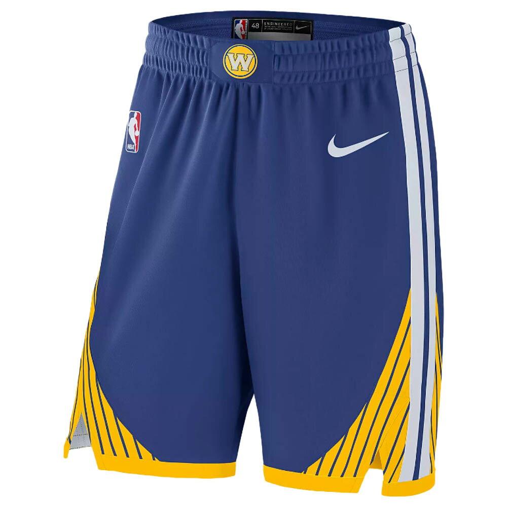 NBA Nike/ナイキ ウォリアーズ オーセンティック ショーツ ロード