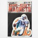 NFL ドルフィンズ ダン・マリーノ 1996 ダイカット マグネット