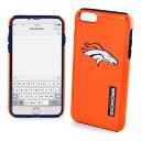 お取り寄せ NFL ブロンコス iPhone 7/8 ハイブリッド ケース