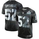 お取り寄せ NFL 第52回 スーパーボウル ジェネリック リミテッド ユニフォーム/ジャージ ナイキ/Nike ブラック