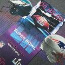 NFL 第52回スーパーボウル デュエリング ペイトリオッツ vs イーグルス アドヴァンスド チケット Tシャツ 半袖 ヘザーチャコール