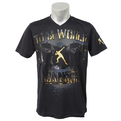 ウサイン・ボルト スピード ラーニング/トレーニング Tシャツ 半袖 プーマ/Puma