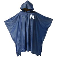 お取り寄せ MLB ヤンキース スタジアム ポンチョ レインコートの画像
