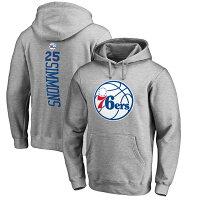 お取り寄せ NBA 76ers ベン・シモンズ プルオーバー パーカー/フーディー ベッカー アッシュの画像
