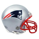 NFL ペイトリオッツ ミニ レプリカ ヘルメット VSR4 Riddell