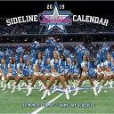 NFL カウボーイズ 2019 チアリーダーズ カレンダー ターナー/Turner
