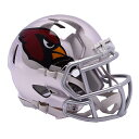 NFL カーディナルス ミニ ヘルメット フットボール クローム オルタネート スピード リデル/Riddell