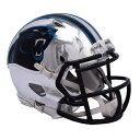 NFL パンサーズ ミニ ヘルメット フットボール クローム オルタネート スピード リデル/Riddell