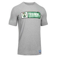 NBA セルティックス Tシャツ 半袖 コンバイン ピル アンダーアーマー/UNDER ARMOUR グレーの画像