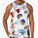 NBA ユニフォーム/ジャージ ヘリテージ アメリカン パッチ UNK ホワイト