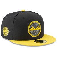 お取り寄せ NBA ウォリアーズ キャップ/帽子 シティシリーズ シティエディション ニューエラ/New Era ネイビーの画像