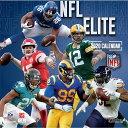 ご予約 NFL 2020 エリート ウォール カレンダー Turner
