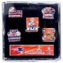 NFL ペイトリオッツ Super Bowl XLIX Champions Commemorative ピンズ セット PSG