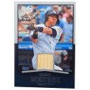 MLB 松井 秀喜 ニューヨーク・ヤンキース トレーディングカード/スポーツカード Upper Deck 2008 H Matsui Bat #TH-HM Upper Deck