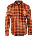ショッピングチェック MLB サンフランシスコ・ジャイアンツ Wordmak Basic Flannel Shirt