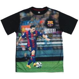 メッシ バルセロナ Tシャツ オールプリント グラフィック 総柄 <strong>リオネル・メッシ</strong>【OCSL】