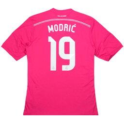 <strong>ルカ・モドリッチ</strong> ユニフォーム レアル・マドリード アディダス Adidas アウェイ 2014-15 レプリカ 2014クラブワールドカップパッチ