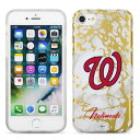 ショッピングアイフォン6 ケース 手帳型 ナショナルズ MLB iPhone 6/6s/7/8 Plus Case Pro Cards 201014IK