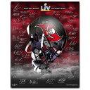 NFL バッカニアーズ グッズ 第55回スーパーボウル優勝記念 シグネイチャー キャンバス フォト Highland Mint SB55