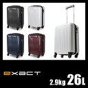 エース スーツケース 26L 機内持ち込み S イグザクト フェイザー ACE exact 06081