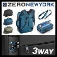 ゼロニューヨーク ミッドタウン ビジネスバッグ 3WAY メンズ レディース 通勤用 リュック 軽量 ブリーフケース B4 ZERO-NEWYORK MID TOWN 80772