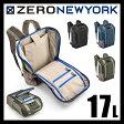 ゼロニューヨーク ミッドタウン ビジネスバッグ 軽量 通勤用 リュック リュックサック バックパック ビジネスリュック B4 メンズ レディース ZERO-NEWYORK MID TOWN 80774