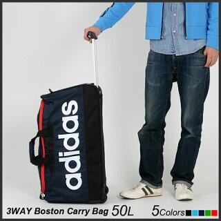 ���ǥ�����/3Way�ܥ��ȥ��Хå�/3WAY,Boston,Carry,Bag/50L��adidas�ۡ�46258�ۡڥ����ȥɥ�/ι�ԥ��Х�/����ι��/�Ӵֳع�/�׳��ع���
