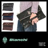 ビアンキ/クラッチショルダー/正規品【Bianchi】【TBTC-03】【クラッチバッグ】【ショルダーバッグ】【チェレステ】【メンズ/レディース】【【】【RCP】【楽ギフ包装】