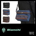 ★10/24(月)9:59〆楽天カードでP19倍!ビアンキ メッセンジャーバッグ 日本正規品 Bianchi TBTC-08